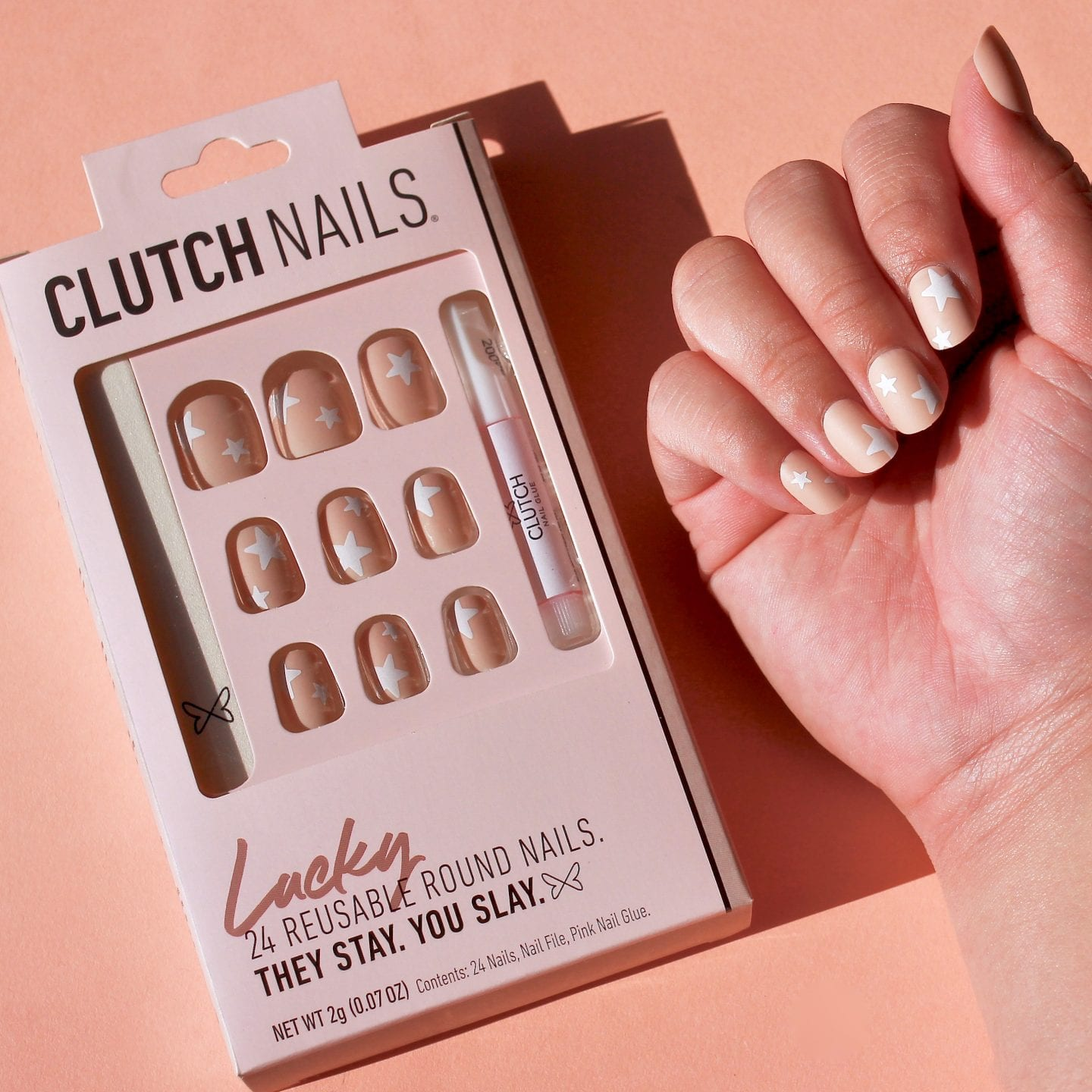 How I get press on nails to last 2 weeks.