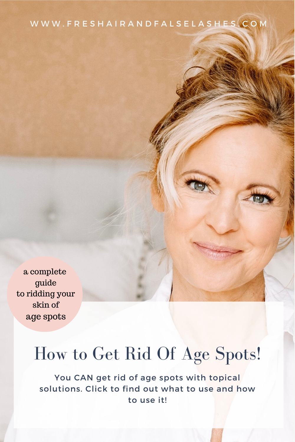 get rid of age spots