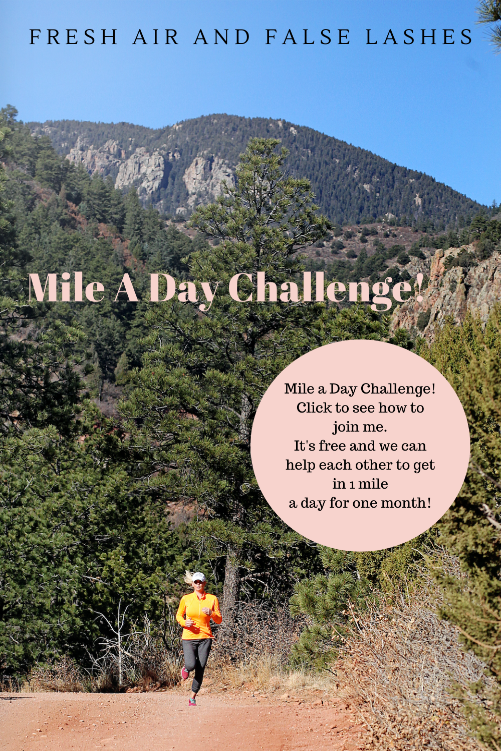 Mile a day challenge
